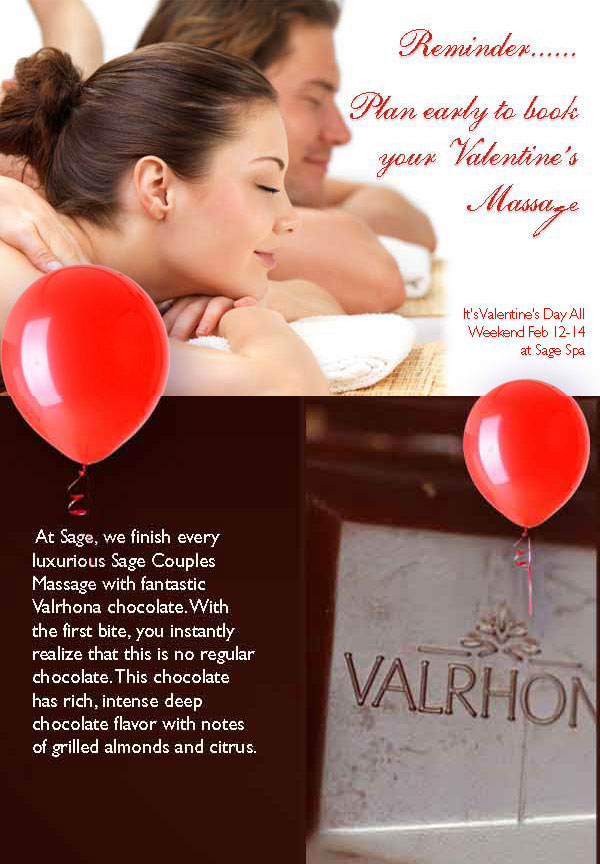the art of sensual massage for valentines day