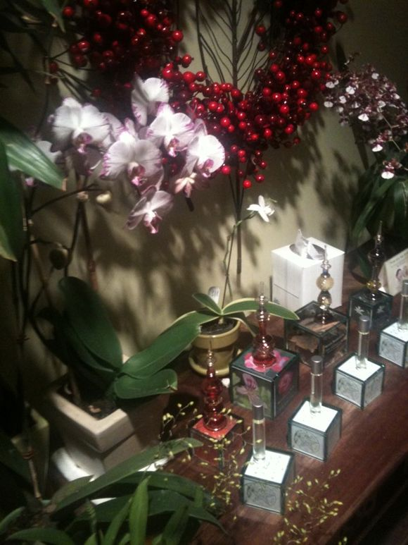 Fragrances for the holidays at Sage