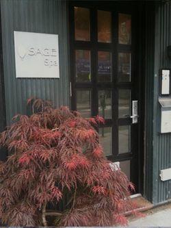 Sage-door